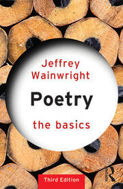 Poetry: The Basics - 3rd Edition book cover