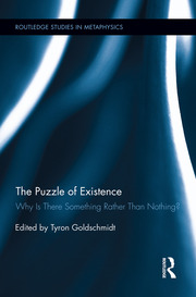 The Puzzle of Existence - 1st Edition book cover