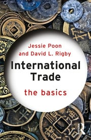 International Trade : The Basics - 1st Edition book cover
