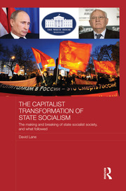 The Capitalist Transformation of State Socialism - 1st Edition book cover