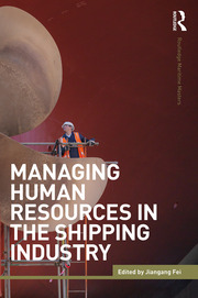 Managing Human Resources in the Shipping Industry - 1st Edition book cover
