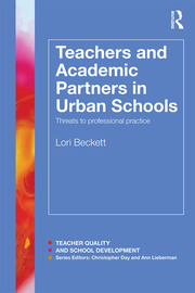 Teachers and Academic Partners in Urban Schools - 1st Edition book cover