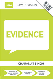 Q&A Evidence - 11th Edition book cover