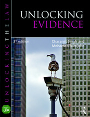 Unlocking Evidence - 3rd Edition book cover