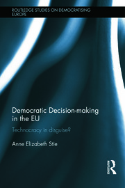 Democratic Decision-making in the EU - 1st Edition book cover