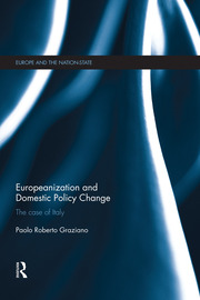 Europeanization and Domestic Policy Change - 1st Edition book cover