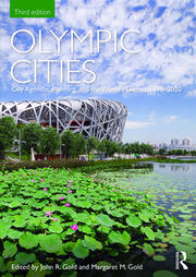 Olympic Cities - 3rd Edition book cover