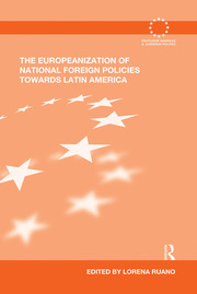 The Europeanization of National Foreign Policies towards Latin America - 1st Edition book cover