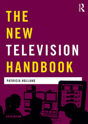 The New Television Handbook - 5th Edition book cover