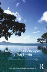 The Modern Landscapes of Ted Smyth - 1st Edition book cover
