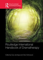 Routledge International Handbook of Dramatherapy - 1st Edition book cover