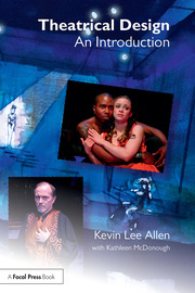 Theatrical Design : An Introduction - 1st Edition book cover