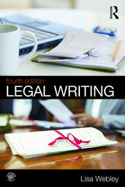 Legal Writing - 4th Edition book cover