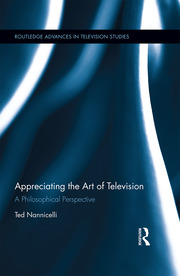 Appreciating the Art of Television: A Philosophical Perspective
