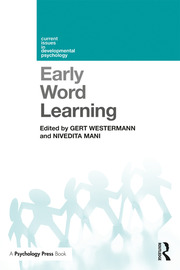 Early Word Learning - 1st Edition book cover