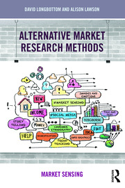 Alternative Market Research Methods : Market Sensing - 1st Edition book cover