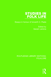 Studies in Folk Life Pbdirect - 1st Edition book cover