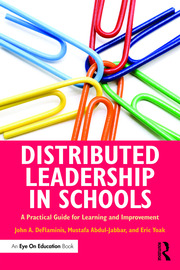 Distributed Leadership in Schools - 1st Edition book cover