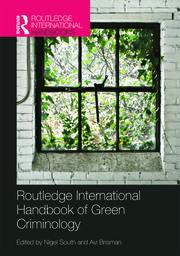 Routledge International Handbook of Green Criminology - 1st Edition book cover