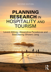Planning Research in Hospitality and Tourism - 2nd Edition book cover
