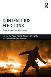 Contentious Elections - 1st Edition book cover