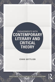 Engagements with Contemporary Literary and Critical Theory - 1st Edition book cover