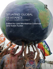 Situating Global Resistance - 1st Edition book cover
