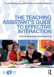 The Teaching Assistant's Guide to Effective Interaction - 1st Edition book cover