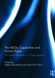 The MDGs, Capabilities and Human Rights - 1st Edition book cover