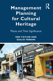 Management Planning for Cultural Heritage - 1st Edition book cover
