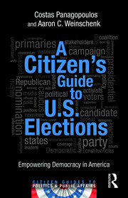A Citizen's Guide to U.S. Elections - 1st Edition book cover