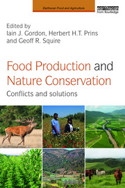 Food Production and Nature Conservation - 1st Edition book cover