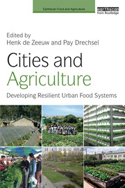 Cities and Agriculture - 1st Edition book cover
