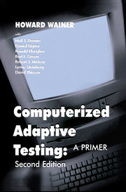 Computerized Adaptive Testing - 2nd Edition book cover