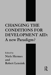 Changing the Conditions for Development Aid - 1st Edition book cover