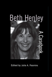 Beth Henley - 1st Edition book cover