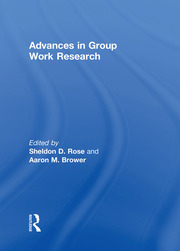 Advances in Group Work Research - 1st Edition book cover