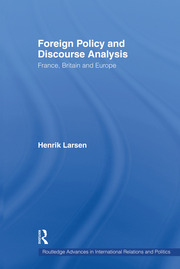 Foreign Policy and Discourse Analysis - 1st Edition book cover