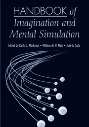 Handbook of Imagination and Mental Simulation - 1st Edition book cover