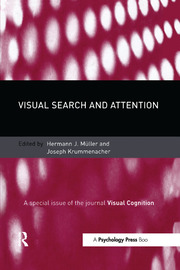 Visual Search and Attention - 1st Edition book cover
