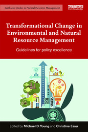 Transformational Change in Environmental and Natural Resource Management - 1st Edition book cover