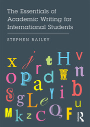 The Essentials of Academic Writing for International Students - 1st Edition book cover