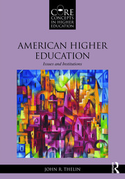 American Higher Education - 1st Edition book cover