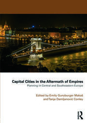 Capital Cities in the Aftermath of Empires - 1st Edition book cover
