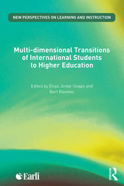 Multi-dimensional Transitions of International Students to Higher Education - 1st Edition book cover