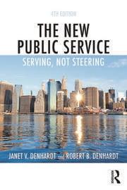 The New Public Service - 4th Edition book cover