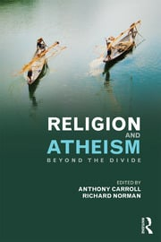 Religion and Atheism - 1st Edition book cover