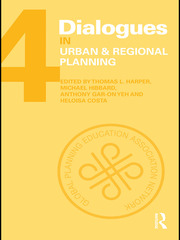 Dialogues in Urban and Regional Planning - 1st Edition book cover