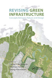 Revising Green Infrastructure - 1st Edition book cover