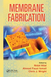 Membrane Fabrication - 1st Edition book cover